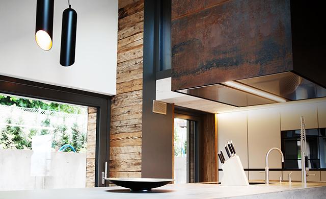 Homeier küchentechnik dunstabzüge küchenlüftung